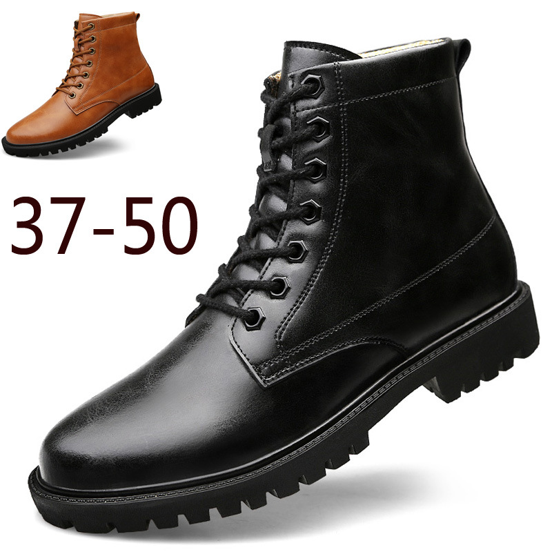 tactical military boots 2018  new high quality cowhide hiking shoes outdoor anti slip fitness exercise male Martin boots 37-50tactical military boots 2018  new high quality cowhide hiking shoes outdoor anti slip fitness exercise male Martin boots 37-50