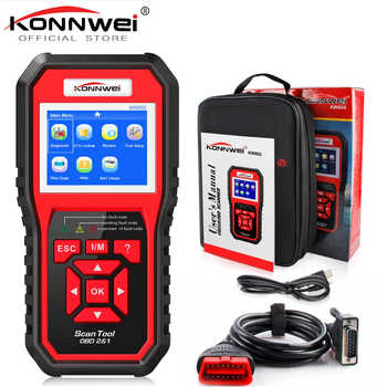 KONNWEI OBD OBD2 Automotive Scanner Fault Code Reader With Multi-language ODB2 Car Diagnostic Tool Auto Scanner BEST OBD 2 KW850 - DISCOUNT ITEM  32% OFF All Category