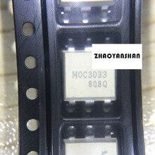 100 шт. X MOC3033SM Новые