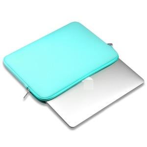 Image 4 - Чехол для apple Macbook Air Pro retina 11 12 13 15 для Dell xiaomi Notebook 14 15,6, чехол для компьютера, сумка для ноутбука
