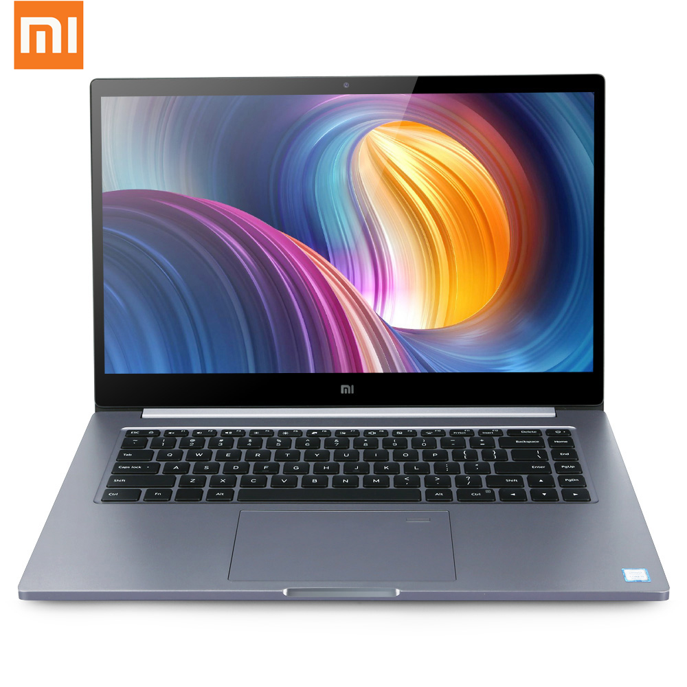 Original Xiaomi Mi Notebook Pro 15.6 Laptop Windows 10 Intel i7-8550U Quad Core 16GB 256GB Fingerprint Recognition LaptopOriginal Xiaomi Mi Notebook Pro 15.6 Laptop Windows 10 Intel i7-8550U Quad Core 16GB 256GB Fingerprint Recognition Laptop