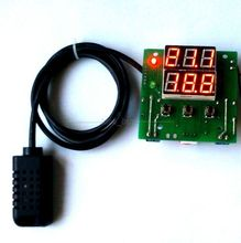 Buy online AC/DC 12V Digital led Intelligent Temperature Humidity Control Controller for incubator, Humidity controller, egg hatcher