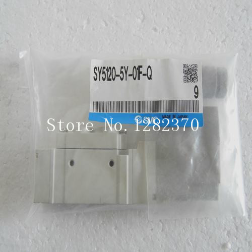 [SA] New Japan genuine original SMC solenoid valve SY5120-5Y-01F-Q spot --2PCS/LOT [sa] new japan genuine original smc solenoid valve vqz2121 5lb1 c6 spot