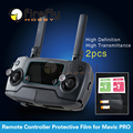 2 pcs Tela Película Protetora HD Pad para DJI Controle Remoto Mavic Pro