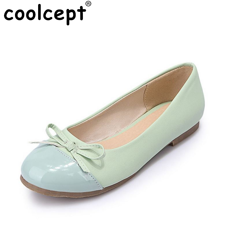 ladies leisure casual flats shoes bowtie party spring lady loafers sexy women brand footwear shoes size 30-43 P17267 plus size 34 43 new platform flat shoes woman spring summer sweet casual women flats bowtie ladies party wedding shoes