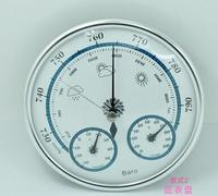Hot Selling Wall Mounted Household Thermometer Hygrometer High Accuracy Pressure Gauge Air Weather Instrument Qy080