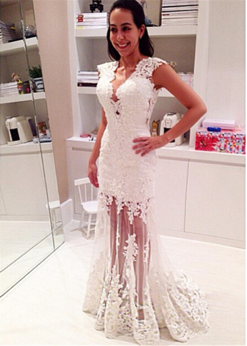 Fantastic Sleeveless Prom Dresses 2015 Crest - Wedding Dress Ideas ...