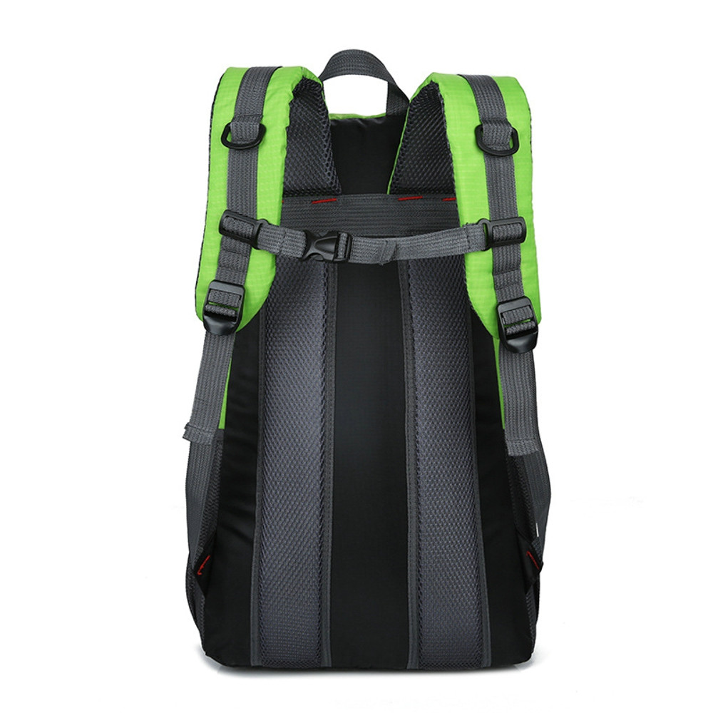Bag Unisex Del Impermeabile Pratica 40l Portatile Di Carica Scuola Blue green Escursionismo All'aperto blue Zaino red Computer Usb orange Hot dark Confortevole Viaggi Notebook Black wPpXqzq