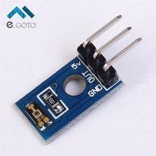 TEMT6000 чувствительность окружающий свет Сенсор модуль Видимый имитировать Breakout совета аналоговый для Arduino Умная Электроника 3.3-5 В
