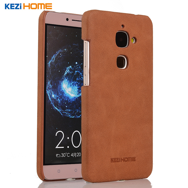 separation shoes 1cb95 e7090 US $9.9 |LeEco Le 2 case KEZiHOME Frosted Genuine Leather Cover capa For  Letv LeEco Le 2 X620 / 2 Pro 5.5'' Phone Protector cases coque-in ...