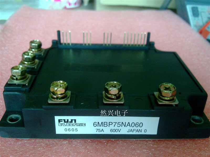 Freeshipping     6MBP75JA060    IGBT 7mbr35ua120 50 power modules igbt freeshipping