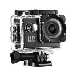Image 1 - كاميرا رياضية كاميرا فيديو رقمي 2 بوصة كاملة HD 1080p 12MP 70 درجة زاوية واسعة كاميرا فيديو 30 متر كاميرا فيديو مضادة للماء سيارة