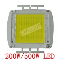 led 500W 400W 300W 200W 150Wintegrated led light source led bulbs epistar 45mil*45mil chips apply led project light lamp led