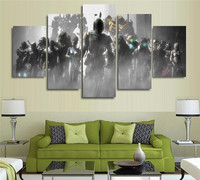 Halo Dead Space Crysis Mass Effect Art Wall Decor Paintings Canvas Unframed