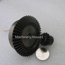 Спирально-зубчатая передача 15 зубов 45 соотношение 1:3 Mod 1.5 диаметр 8 мм 45 # стали угловые передача части DIY робот конкуренции M = 1.5