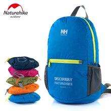 NatureHike Outdoor Backpack sports bag Portable Waterproof Climbing Ultralight Backpacks hiking Travel bags folding rucksack