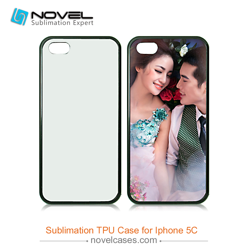 picture regarding Printable Phone Case referred to as US $135.0 Printable 2d cellular phone situation sublimation tpu deal with for apple iphone 5C-within Cellular phone Pouches against Cellphones Telecommunications upon