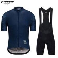 цена на Cycling jersey 2019 pro team men's summer breathable short sleeve cycling clothing MTB bike jersey bib shorts kit Ropa ciclismo