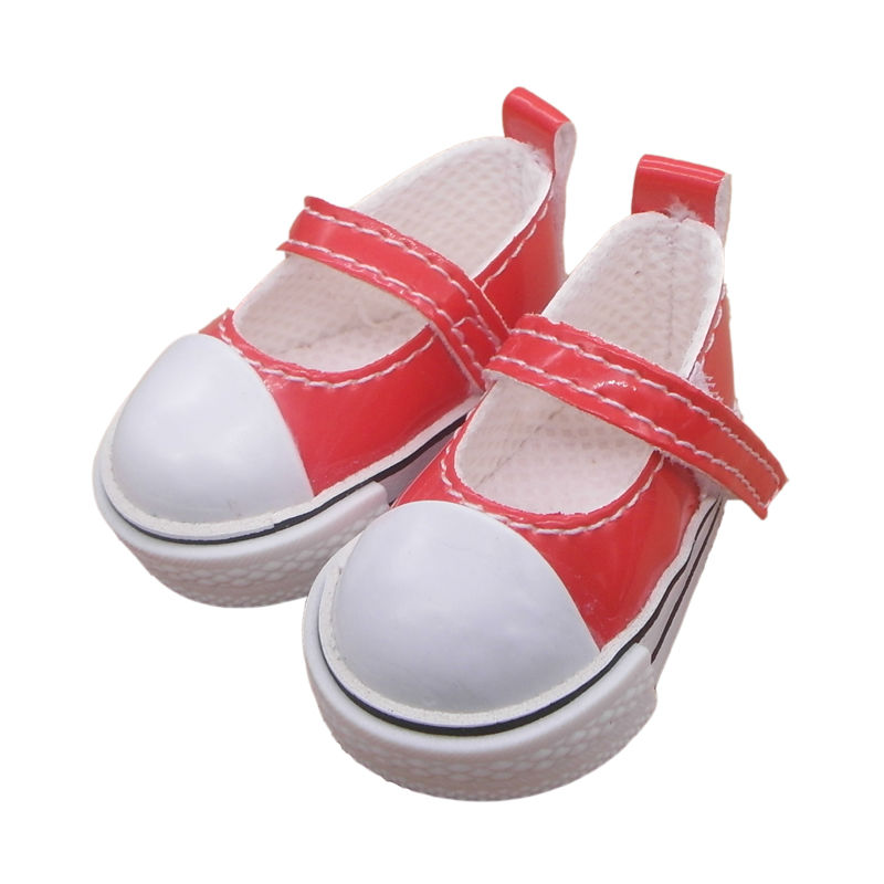 WOW-HOT 5cm PU Leather Summer Doll Toy Shoes,1/4 Mini Doll Sneakers Boots for Tilda Cud BJD Accessories with Assorted Colors wow где earthroot у орды 2 4 3