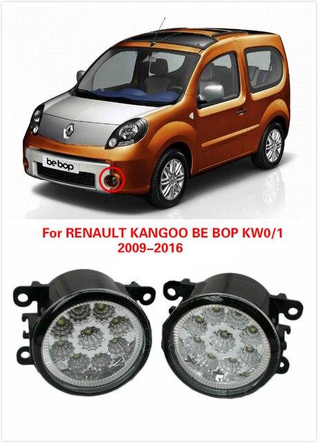 Car Styling For Renault Kangoo Be Bop Kw01 2009 2016 Led Fog Lamp