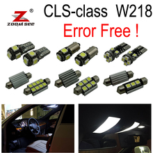 22pc x Canbus Error Free LED lamp font b Interior b font dome Light Kit Package
