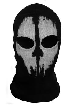 Mounchain Outdoor Sports Hiking Cap Windproof 10 COD Ghost Balaclava Logan Skull Face Mask Hood Biker Cycling Camping cap #9 1