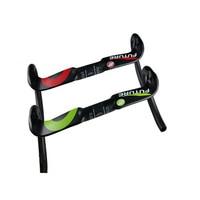 FUTURE UD Full Carbon Fiber Road Bike Racing Drop Bar Bicycle Handlebar 400 420 440mm RED