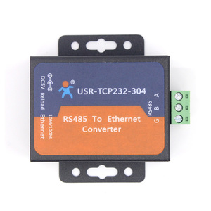 Image 2 - 10 шт., модуль конвертера для сервера Ethernet RS485 в TCP/IP со встроенным адаптером для DHCP/DNS, поддержка сетей 10 шт.