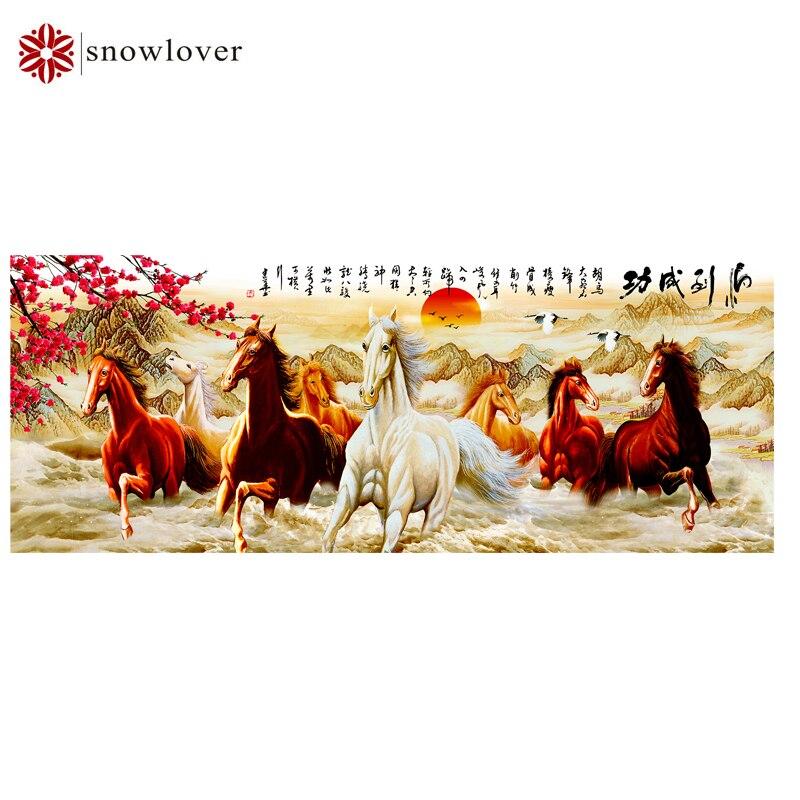 Snowlover, 5d, parcial, diy diamante Bordado, Ronda, pintura del ...