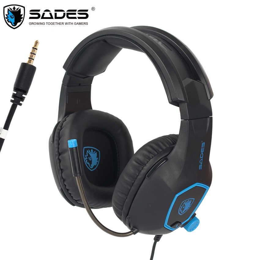 Detail Feedback Questions about SADES SA818 Computer Gaming
