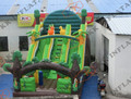 Cheap Jungle Inflatable Slide for Carnival Party