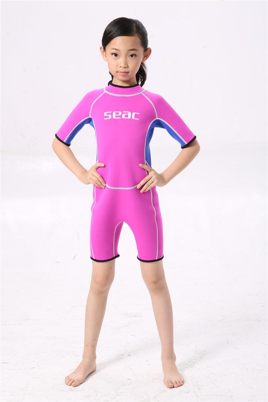 SABOLAY de secado rápido elástico dos piezas traje de baño playa de surf  niños traje de baño elástico traje de baño protector solar UPF 50 +USD  34.36 set d2b087b14c4