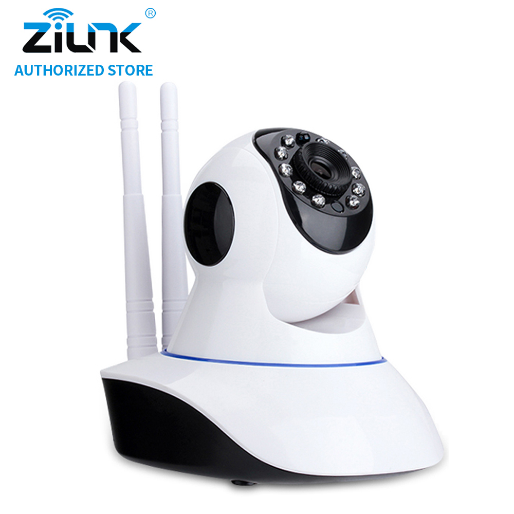 ZILNK 960P 1080P FULL HD Wireless IP Camera Network 720P Wifi Baby Monitor Motion Detection Alarm Home Security Support SD Card hd 720p support alarm accessory wireless ip camera