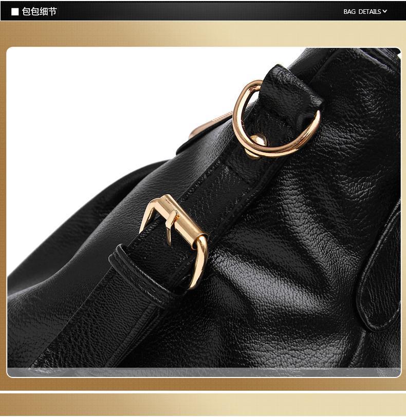de couro do plutônio bolsas senhoras bolsa