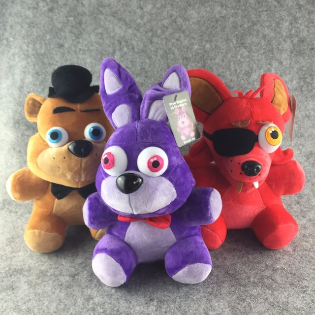 25cm kawaii five nights at freddy s 4 fnaf freddy fazbear peluche