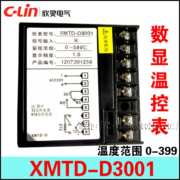c-linTemperature Controller  XMTD-D3001  type k  0-399 Digital thermostat temperature controller display accuracy 1.0 mum s era слинг шарф симбио цвет конфетти размер m