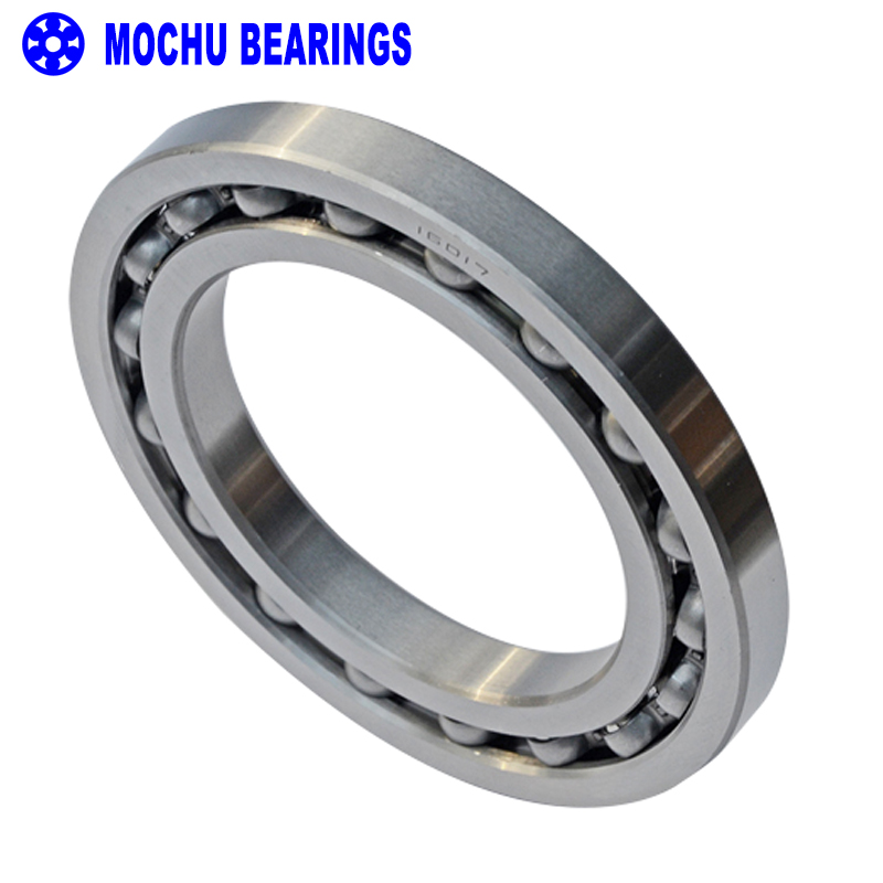 1pcs Bearing 16017 7000117 85x130x14 MOCHU Open Deep Groove Ball Bearings Single Row Bearing High quality 1pcs bearing 6318 6318z 6318zz 6318 2z 90x190x43 mochu shielded deep groove ball bearings single row high quality bearings