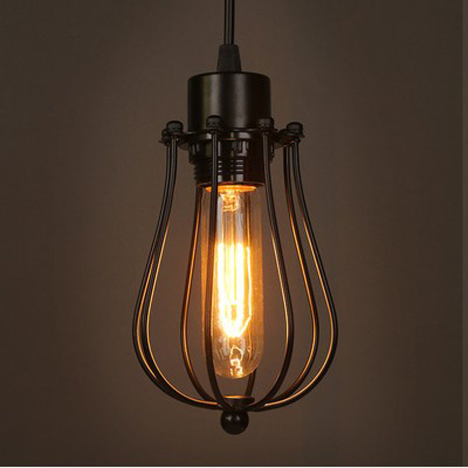 Ceiling Lights & Fans Lights & Lighting Loft Industrial Wind Retro American Rural Bar Bar Coffee Shop Restaurant Attic Ball Chandelier Study Dining Room Cheapest Price From Our Site