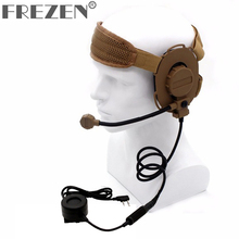 Tactical Waterproof Headset for