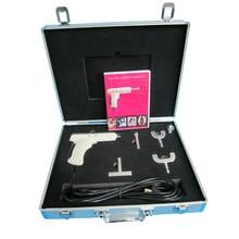 Spine Chiropractic 4 Heads chiropractic adjusting instrument /Impulse adjuster/Electric Correction Gun Activator Massager