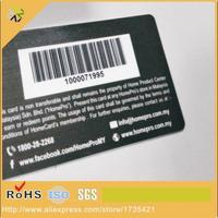 ISO Free Sample Pvc Fidelity Card PVC Gift VIP Card Bussines Card Spot Uv