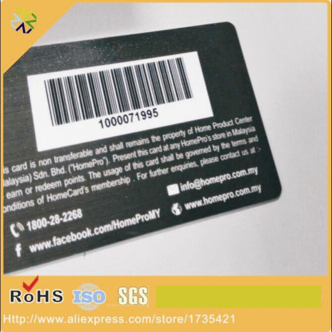 ISO Free Sample pvc fidelity card/PVC Gift VIP card/bussines card within 39 barcode,barcode plastic cards pvc gift card full color printing iso cr80 card pvc card manufacture 1000pcs lot