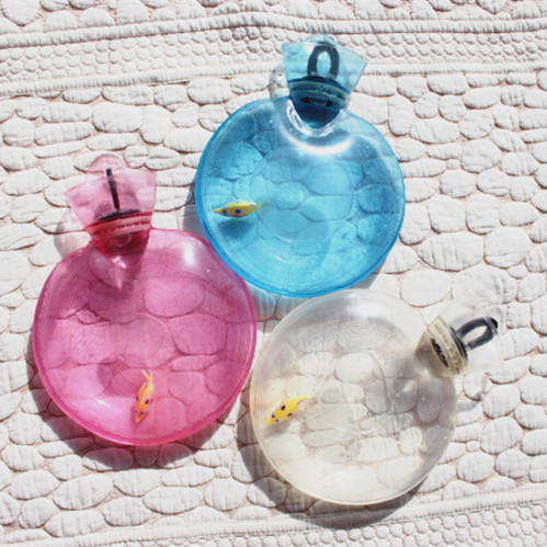 2pcs lot free shipping transparent pvc hot water bottle for Pvc for hot water
