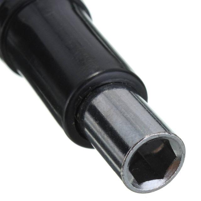 Drill Extention Flexible Shaft Screwdriver Bit Holder