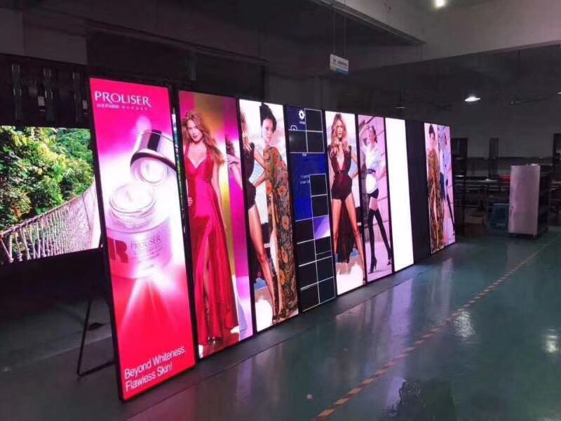 Information transmission value of the brand value promotion P3 indoor LED advertising machine store posters screen LED sign