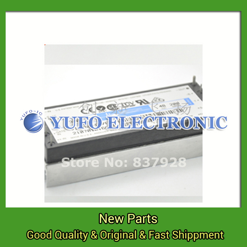 Free Shipping 1PCS  VI-264-EU / F2 power module original Special supply Welcome to order directly photographed YF0617 relay vicor vi 264 cw 300v module turn 48v100w
