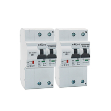 2pcs The second generation 2P WiFi Smart Circuit Breaker with Energy monitoring  Amazon Alexa and Google for home