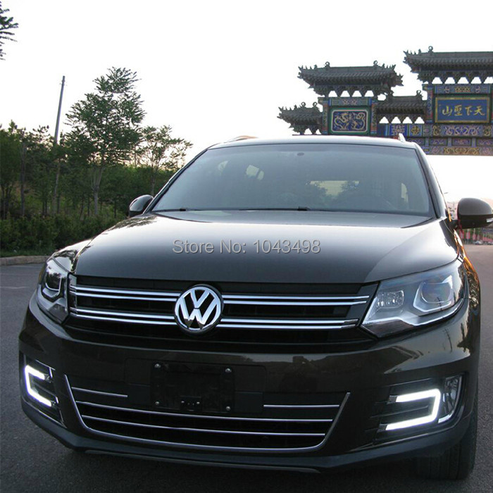 Free Shipping Volkswagen Led Daytime Running Light Led