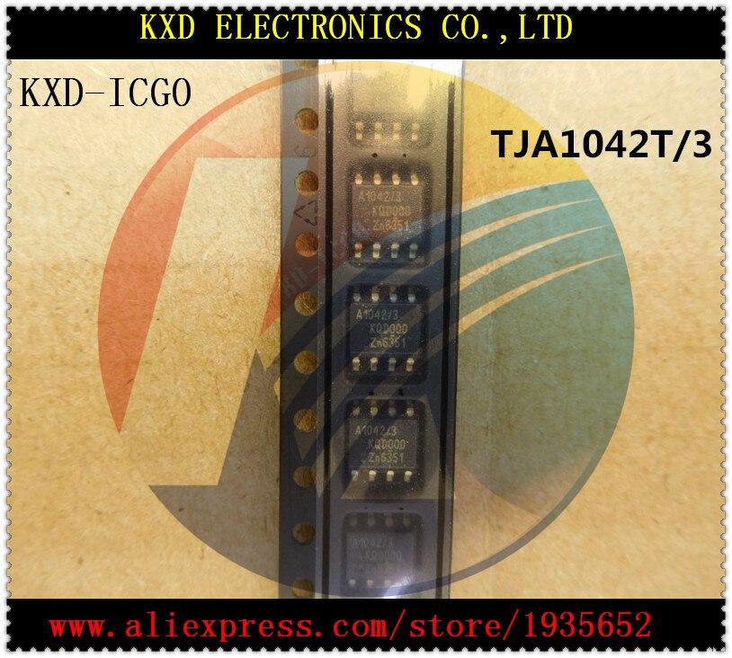 10pcs TJA1042 TJA1042T IC CAN TRANSEIVER 8SOIC New