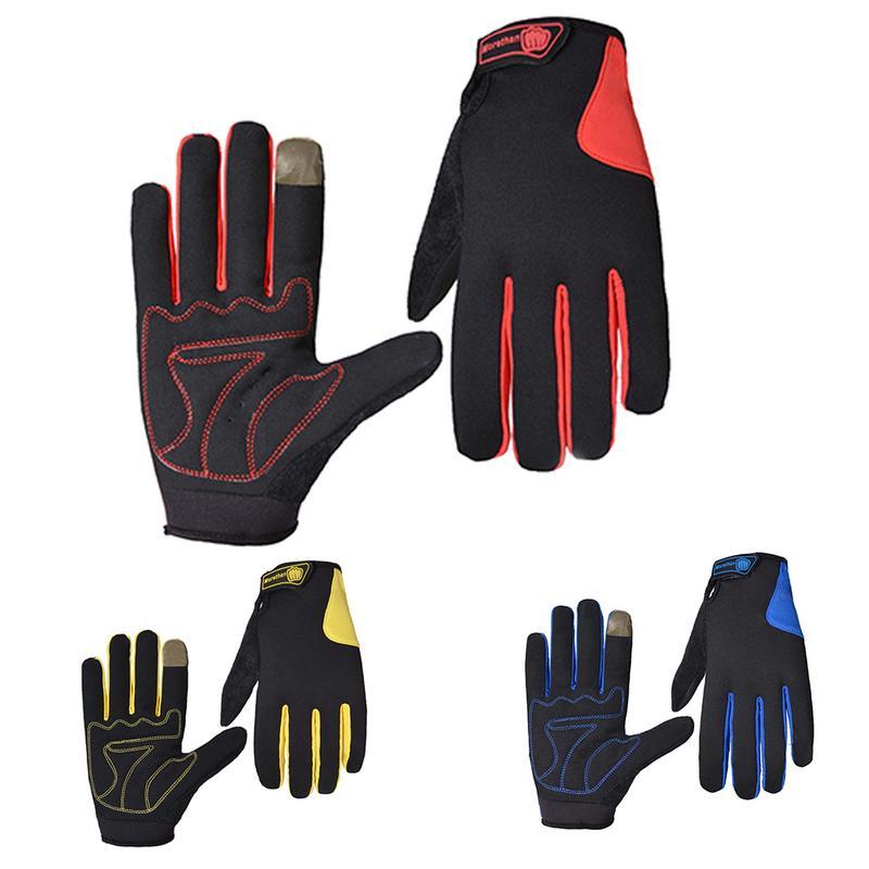 Men Women Motorcycle Gloves Racing Luvas Breathable Knight MTB Bike Moto Gloves Motocross Off-Road Riding Gloves